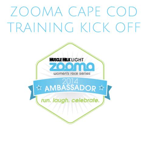 Zooma Cape Cod Training Kick Off!  30 Something Mother Runner