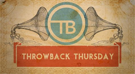 Throwback Thursday ⋆ Minus The Dart