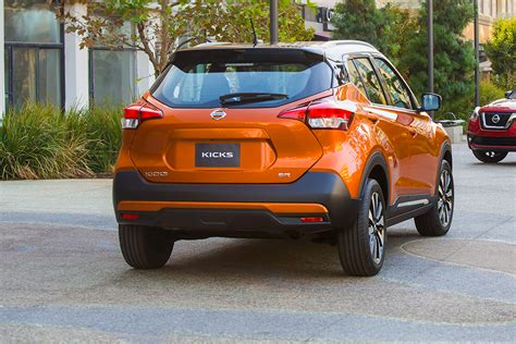 nissan kicks  car review autotrader