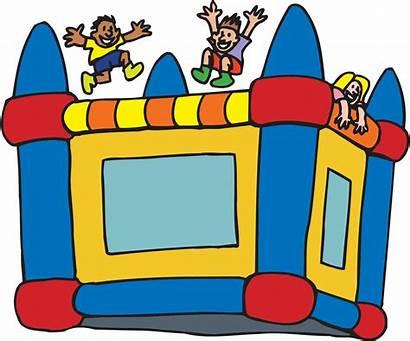 Clipart Bounce Inflatable Clipartbay Clip Cartoon