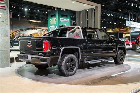 gmc sierra  info specs wiki gm authority