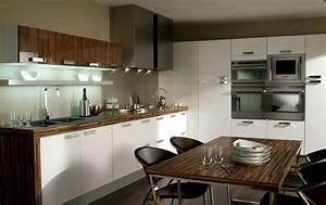Cuisine Tout équipée : mobilier cuisine quip e photo 1 10 une fantastique ~ Edinachiropracticcenter.com Idées de Décoration