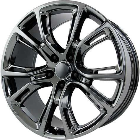 wheel replicas jeep srt  pvd dark chrome wheelonlinecom