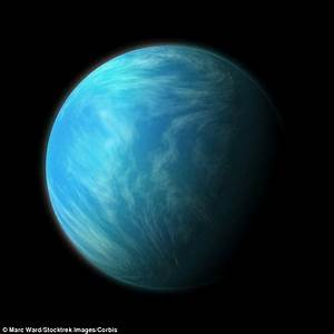Water found on planet 729 TRILLION MILES away   Daily Mail ...