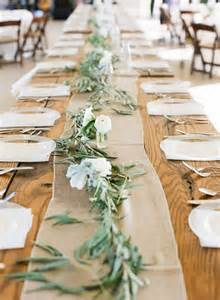 wedding table runners wedding trends 12 table runners centerpiece decoration ideas