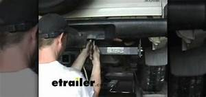 How To Install A Trailer Wiring Harness On An Isuzu Rodeo