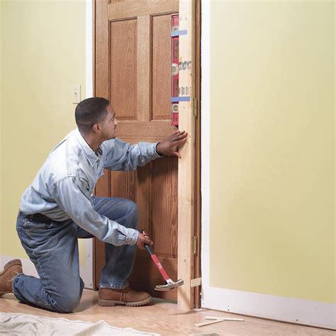 replace  interior door prehung door replacement
