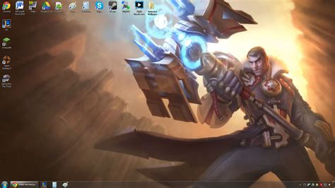 Lucian Animated Wallpaper - animated wallpaper league of legends gallery