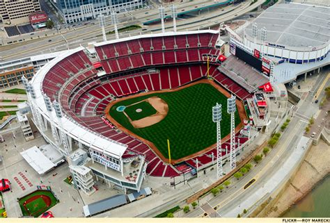 The Ballparks Great American Ball Park