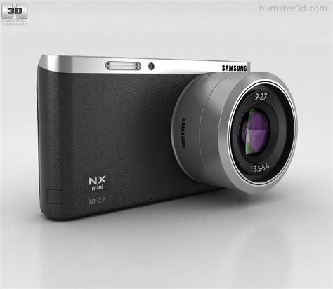 samsung nx mini smart samsung nx mini smart black 3d model electronics
