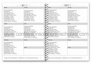 1st Grade Homeschool Lesson Plans