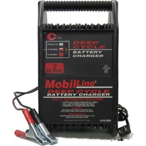 Marine Battery Charger In Uae by Cliplight 12 Volt 10 Battery Charger Buy In