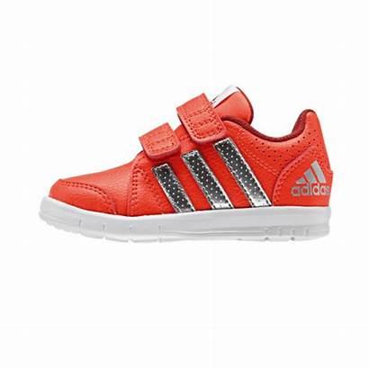 Adidas Trainer Lk Cf Inf Naranja Plata