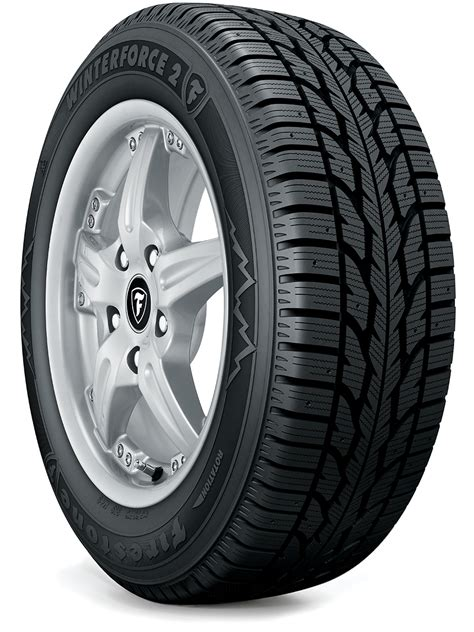 Car Tires for Snow & Ice | Firestone Winterforce 2 Tires