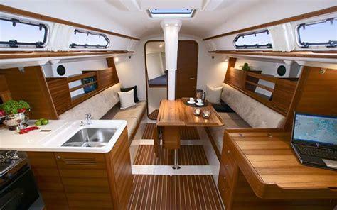 Interni Barche Building A Sailboat Interior Search Serenity