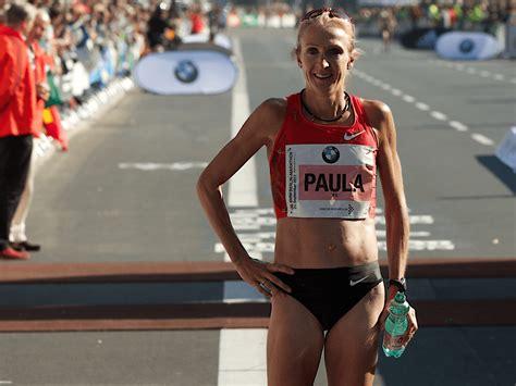 Runners we love: UK's legendary athlete Paula Radcliffe