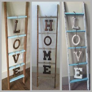 custom country decor word ladders edmonton home d 233 cor accents for sale kijiji edmonton