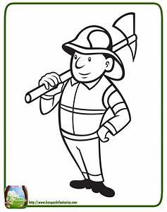 99 DIBUJOS DE BOMBEROS ® Imágenes infantiles para colorear para niños
