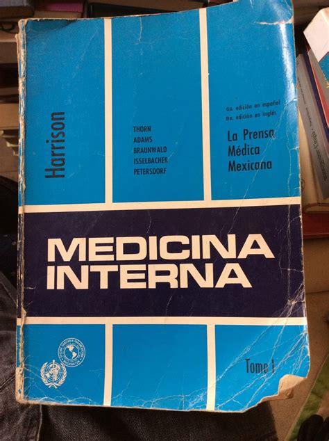 Medicina Interna Harrison - medicina interna harrison 100 000 en mercado libre