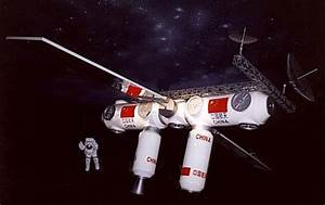 China Plans to Have a Manned Space Station in Orbit Around ...