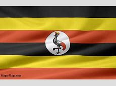 Uganda Flag, Ugandan Flag image