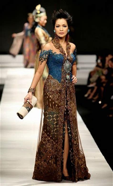 model baju muslim kebaya terbaru model kebaya modern anne