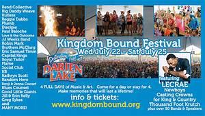 Kingdom Bound – The Antidote
