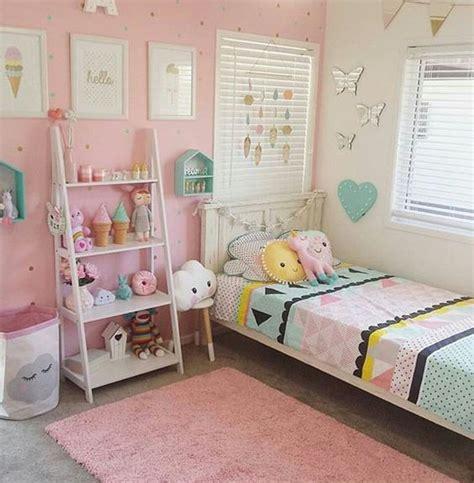 ikea pink toddler bed çocuk odası dekorasyonu püf noktaları dekorblog