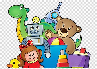 Toys Cartoon Clip Toy Sharing Clipart Playing