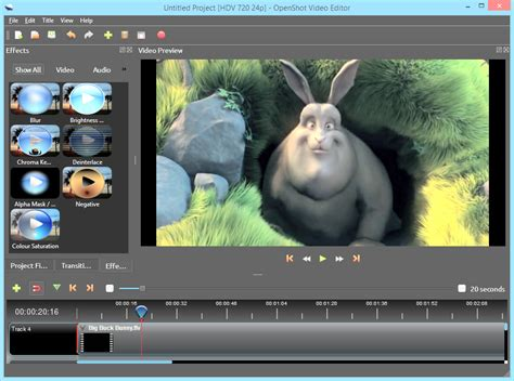 Openshot Video Editor 242 Free Download Software