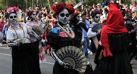 Dia De Los Muertos Mexico. Perfect Traditional Sugar