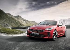 Official Kia Stinger GT With 365hp V6 Twin Turbo GTspirit