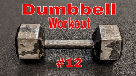 workout dumbbell intensity body workouts heavy fitness