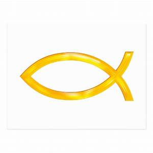 Ichthus - Christian Fish Symbol | Zazzle
