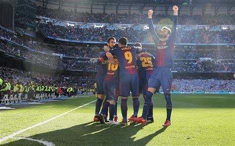 El Clasico: Messi, Suarez sink Real Madrid CF 3-0, FC ...