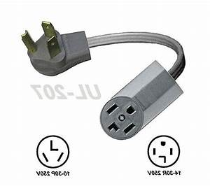 Dryer Power Cord Adapter Old 3