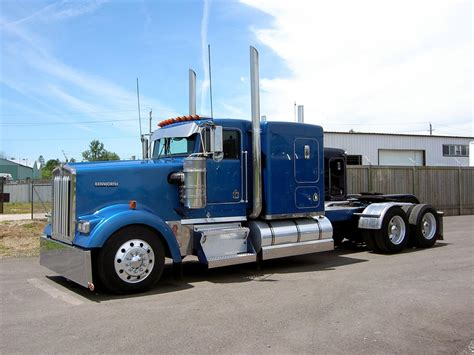 buy used kenworth truck pin 2000 kenworth w900 buy this used on pinterest