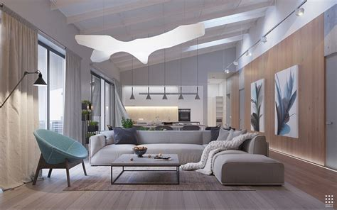 organic modern home  subtle industrial undertones