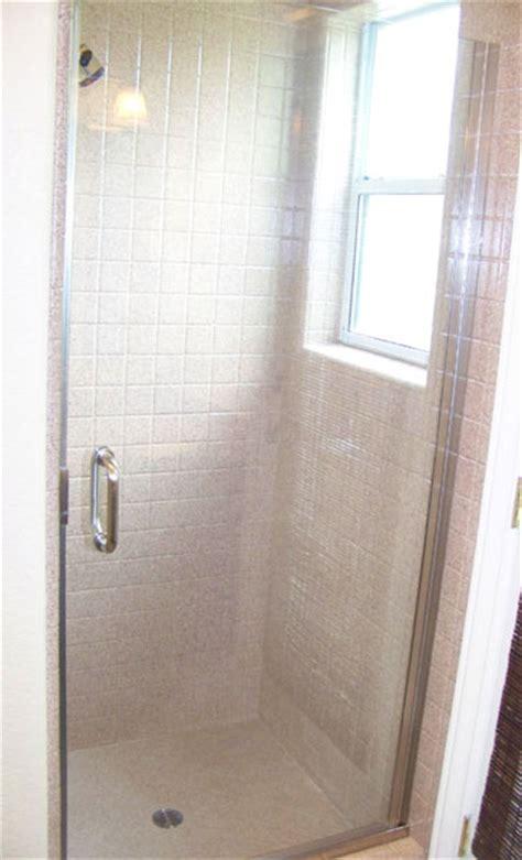 customline shower company portlands custom shower door