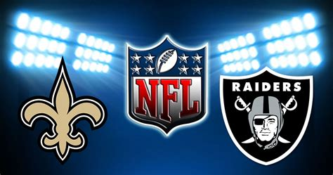 Saints vs Raiders 09/21/2020 Odds and Predictions - NFL ...