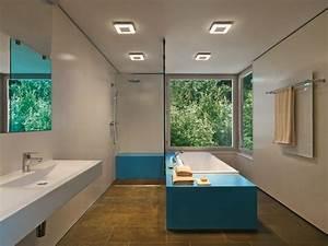Deckenleuchten Spots Ideen : badezimmer deckenlampen ~ Markanthonyermac.com Haus und Dekorationen