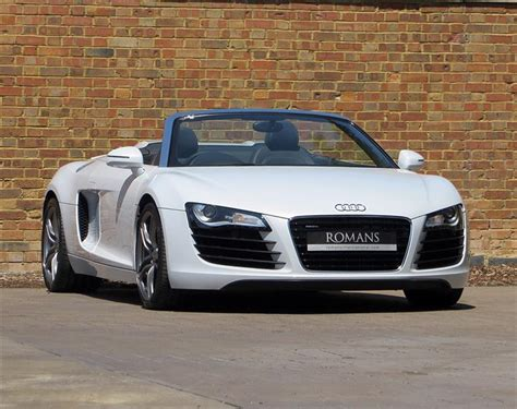 Classic Audi R8 Spyder For Sale  Classic & Sports Car