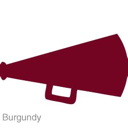 Maroon Clipart Megaphone Pencil And In Color Maroon Maroon Clipart Cheer Pencil And In Color Maroon Clipart