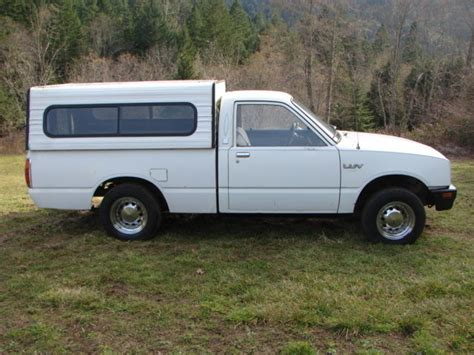 Chevrolet Diesel Truck by 1981 Chevy Diesel Truck Isuzu Pup New Engine