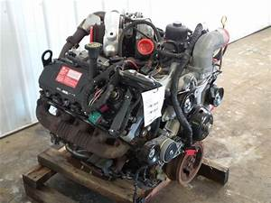 06 07 Ford F350 Powerstroke Engine 6 0l Motor Vin P 8th