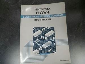 2004 Toyota Rav4 Electrical Wiring Diagrams Manual Awd 2