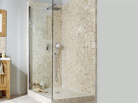 modele de cuisine en l salle de bain a l 39 italienne leroy merlin
