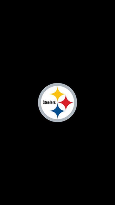 Pittsburgh Steelers Logo Wallpaper Hd Nfl Pittsburgh Steelers 2 Iphone 6 Wallpaper