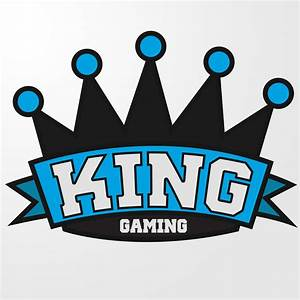 Logo King Gaming 1 By Way To Heaven On DeviantArt