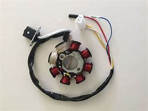 Stator Magneto For 49cc 50cc Gy6 Scooter Moped Go Kart